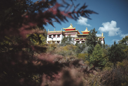 Chongu Temple China