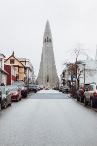 Hallgrimskirkja Church