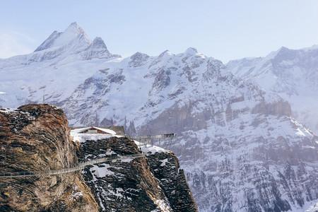 Jungfrau Ski Region  Grindelwald 24
