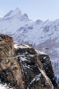 Jungfrau Ski Region  Grindelwald 23
