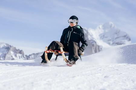 Jungfrau Ski Region  Grindelwald 17