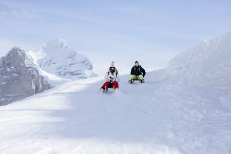 Jungfrau Ski Region  Grindelwald 12