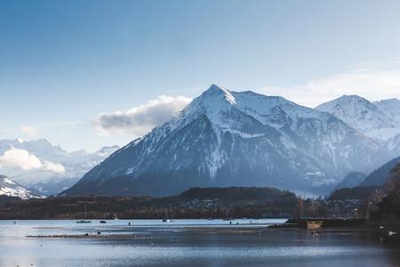 Lake Thun  Switzerland 4