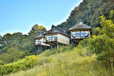 Buddhist Retreat Temple