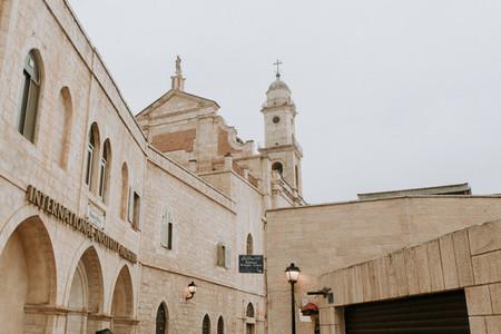 Church of Nativity  Bethlehem  P 5