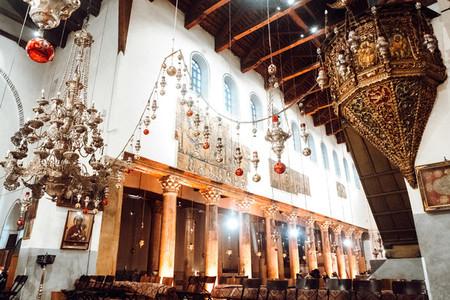 Church of Nativity  Bethlehem  P 8