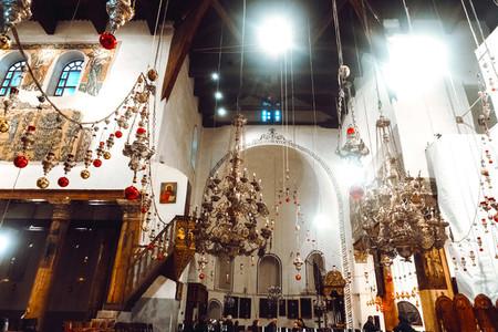 Church of Nativity  Bethlehem  P 10