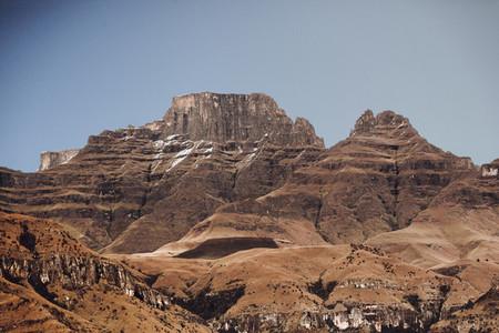 Monks Cowl  Drakensberg  South Africa