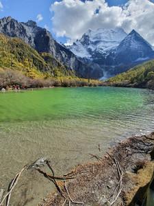Zhuoma La Lake
