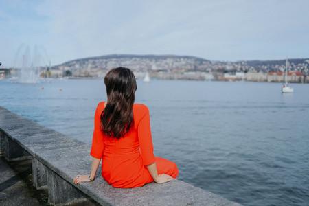 Zurich Lake  Switzerland