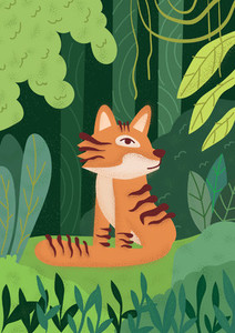 Forest Animal 01