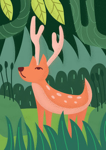 Forest Animal 03