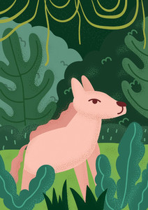 Forest Animal 04