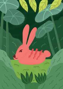 Forest Animal 06