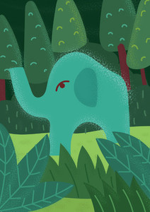 Forest Animal 09