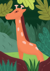 Forest Animal 10