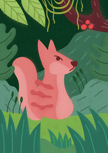 Forest Animal 12