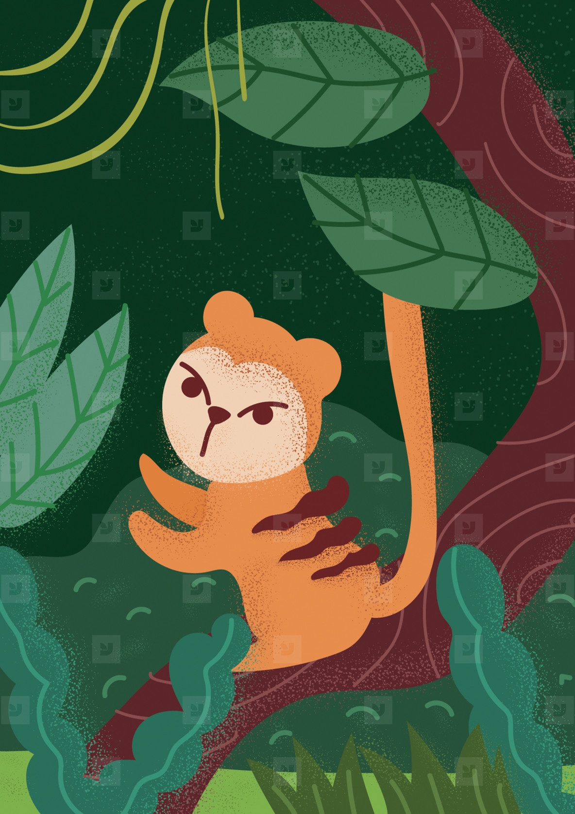 Forest Animal 13