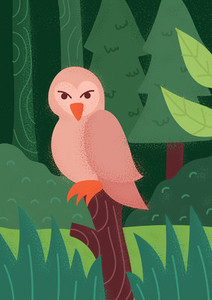 Forest Animal 15