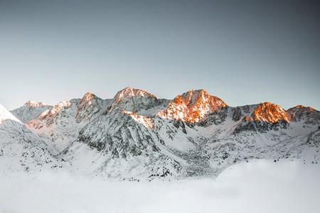 Andorra landscapes