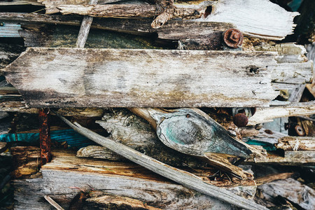 Old and grunge wooden texture