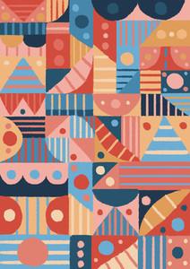 Geometric Pattern 06