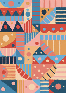Geometric Pattern 07