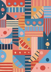 Geometric Pattern 09