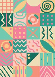Geometric Pattern 13