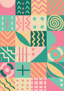 Geometric Pattern 15