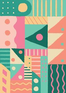 Geometric Pattern 27