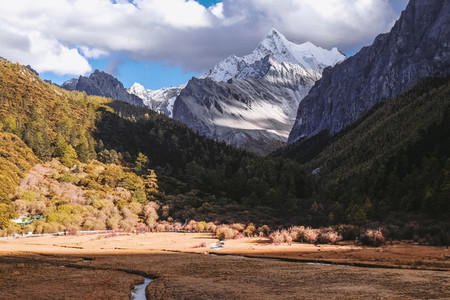 Daocheng Yading National park