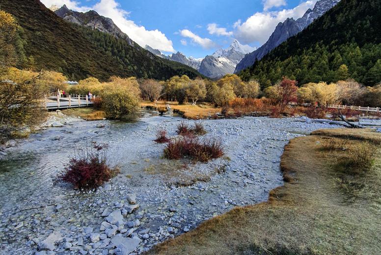 Daocheng Yading National park