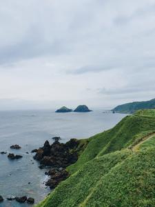 Sado Island  Niigata  Japan