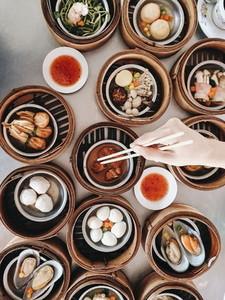 Dim Sum  Chinese cuisine
