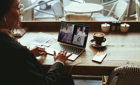 Connecting people around the world via video call