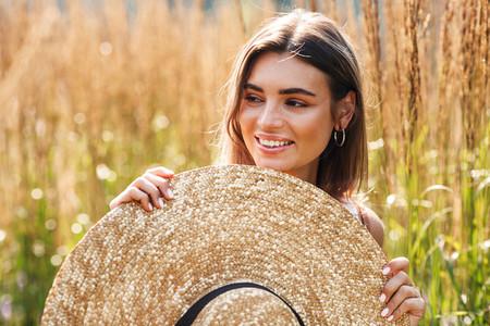 Beautiful smiling woman