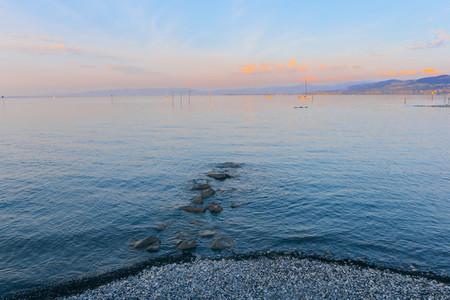 Lake Konstanz Lake Constance Arbon Switzerland