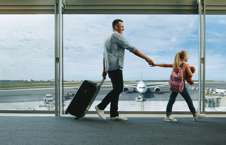 Family vacation awaits