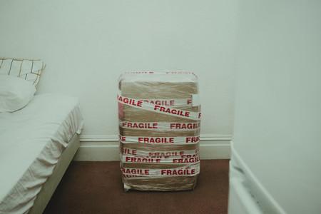 Wrapped box