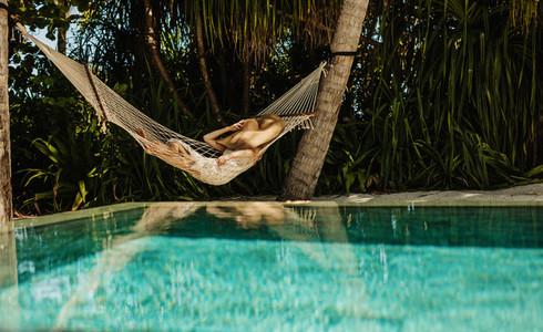 Wonderful weekend getaway at a tropical resort