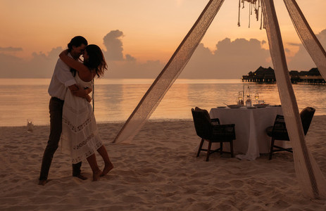 The most romantic honeymoon
