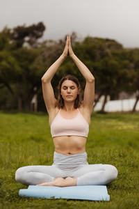 Yoga for mental peace and well being