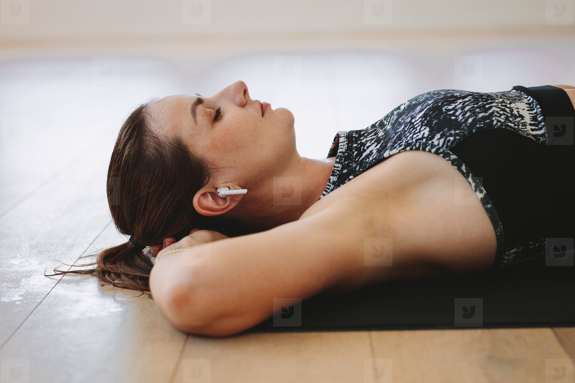 Music for relaxation after workout