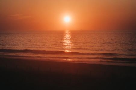 Summer Morning Sunrise