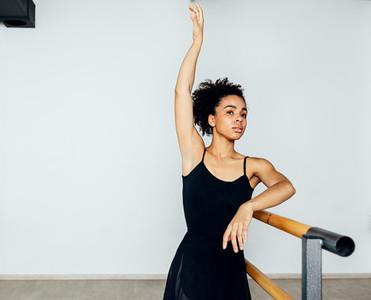 Professional ballet dancer