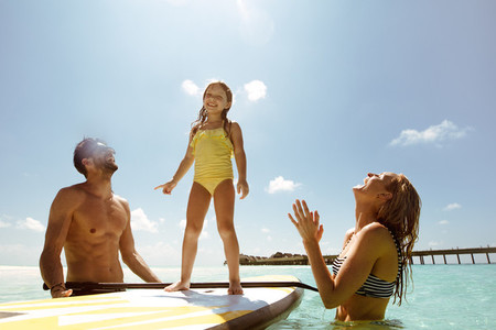 Amazing family holiday at a tropical destination