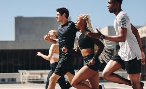 Street running club