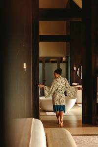 Luxury hotel and spa experience