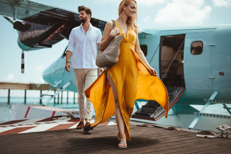 Luxury travel and holiday